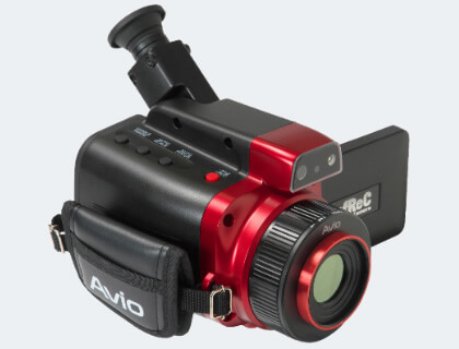 R550 Series Thermal Imaging Camera