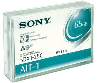 SONY SDX1-25C AIT Tape